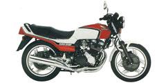 CBX 550 F / F2 1982-1985