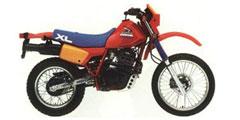 XL 600 R 1983-1987