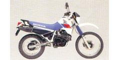 XL 600 RM 1986-1988