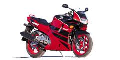 CBR 600 F 1991-1992