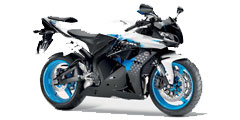 CBR 600 RR from 2003