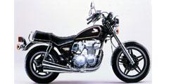 CB 650 Custom 1980-1981