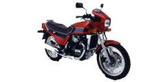 CX 650 Euro 1983-1986