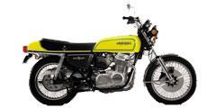CB 750 F1/F2 1975