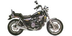 VF 750 Custom 1982-1984