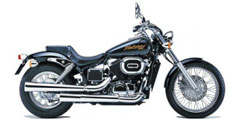 VT 750 D2 Black Widow 2001-2003