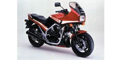 VF 1000 F 1985-1987