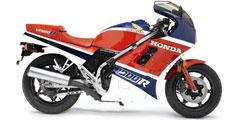 VF 1000 R 1984-1986