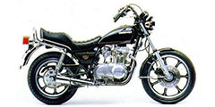 Z 440 LTD KETTE 1980-1982
