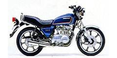 Z 440 LTD BELTDRIVE 1982-1984