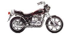 Z 450 LTD 1985-1989