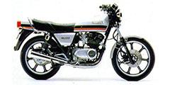 Z 500 / 550 A-B 1979-1984