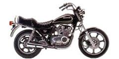 Z 550 LTD 1980-1983