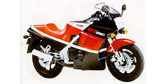 GPZ 600 R 1985-1989