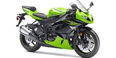Ninja ZX-6 R 2009-2012