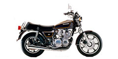 Z 650 SR 1979-1980