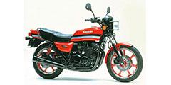 GPZ 750 1985-1986