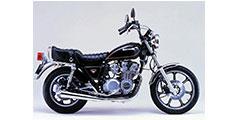 Z 750 LTD Four 1980-1982