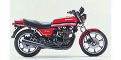 Z 1100 GPZ 1981-1985
