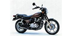 Z 1100 Spectre 1982-1983