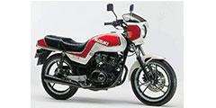 GSX 250 E 1982-1983