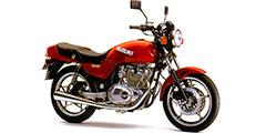 GSX 400 E 1982-1987