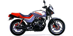 GS 550 Katana 1980-1983