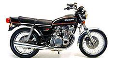GS 550 T 1980-1984