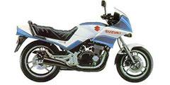 GSX 550 ES 1982-1988