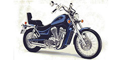 VS 600 GLP Intruder 1995-1997
