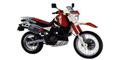 DR 600 Dakar 1986-1989