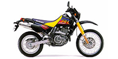 DR 600 Dakar 1989-1990