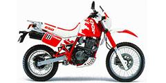 DR 600 R 1986-1989
