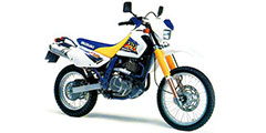 DR 600 S 1986-1989