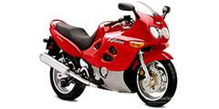 GSX 600 F 1998-2002