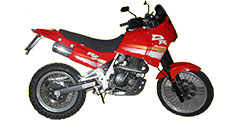 DR 650 RSE 1990-1996