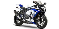 GSX-R 1000 de 2012-2016