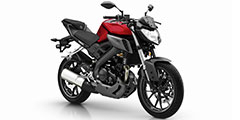MT-125 ABS 2014-2019