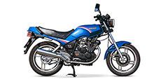 XS 400 DOHC Seca à partir de 1982