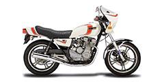 XJ 550 F 1981-1985