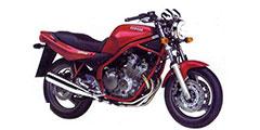 XJ 600 S / N Diversion 1991-1995