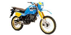 XT 600 Z Ténéré 1984-1985